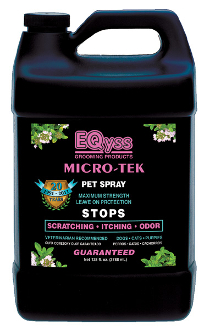 EQyss Micro-Tek Medicated Spray Gallon
