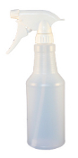 Bottle w/trigger sprayer 16oz.