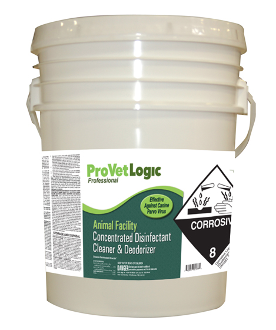 ProVetLogic Animal Facility Disinfectant - 5 Gallon Pail